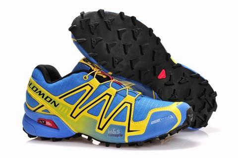 En chaussure Chaussures Salomon Soldes Trail Running LSzMjVGqUp
