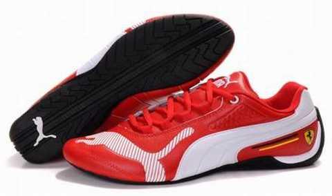 Discount Puma Prix Homme Femme Chine Chaussures baskets Ferrari hrCsQxtdB